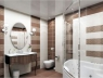 Установка натяжного потолка в ванной – как установить натяжной потолок в ванной