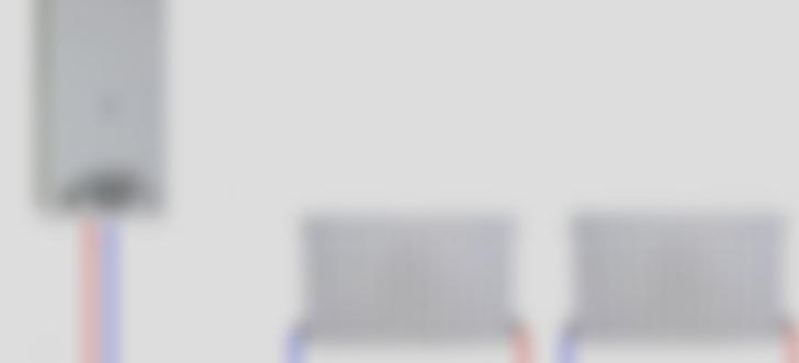 Схема монтажа труб из