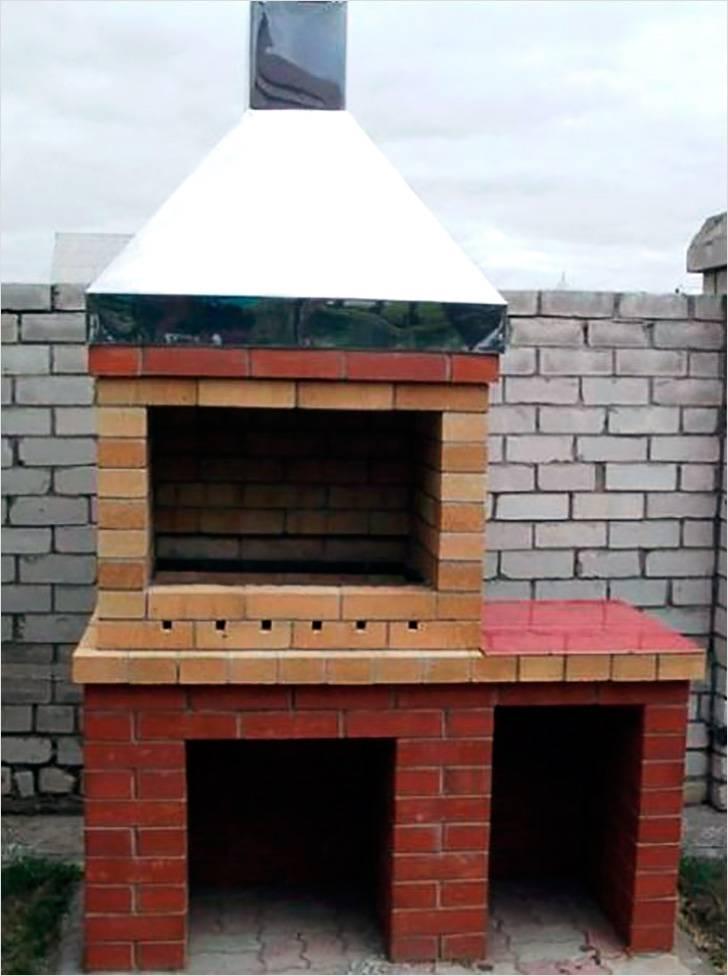 С металлической крышей