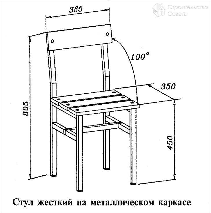 Мебель для беседки своими руками
