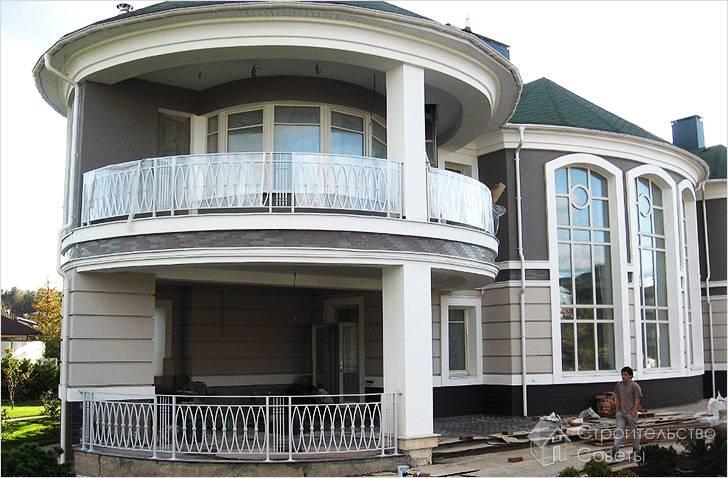 Балконное ограждение своими руками