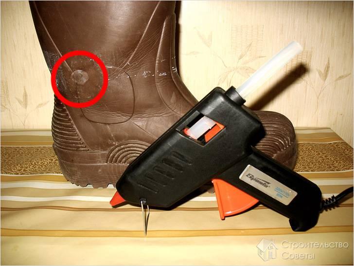 Что клеит клеевой пистолет