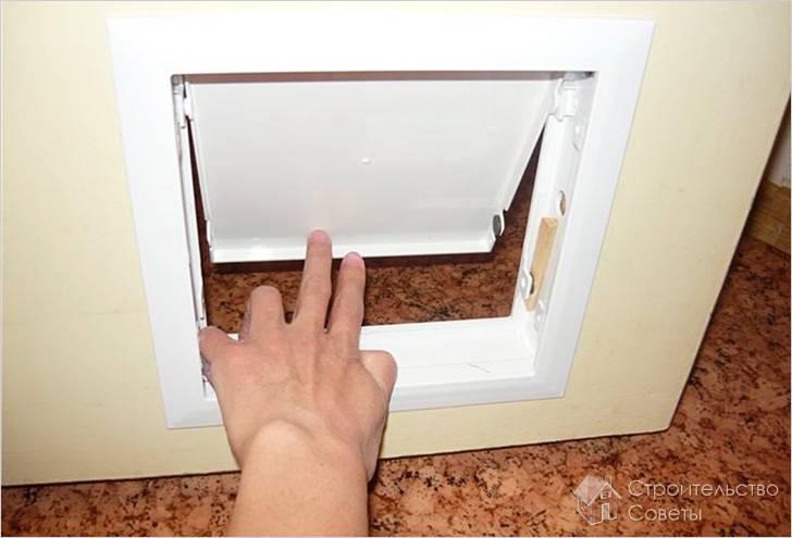 Дверца в двери для кошек своими руками