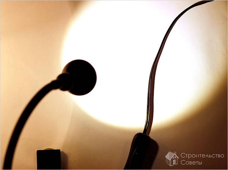 Как рассчитать освещение в комнате
