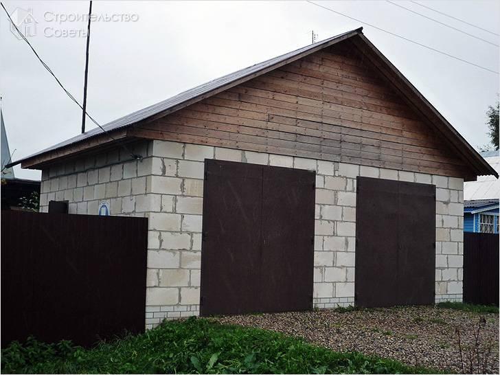 Крыша — защита от непогоды