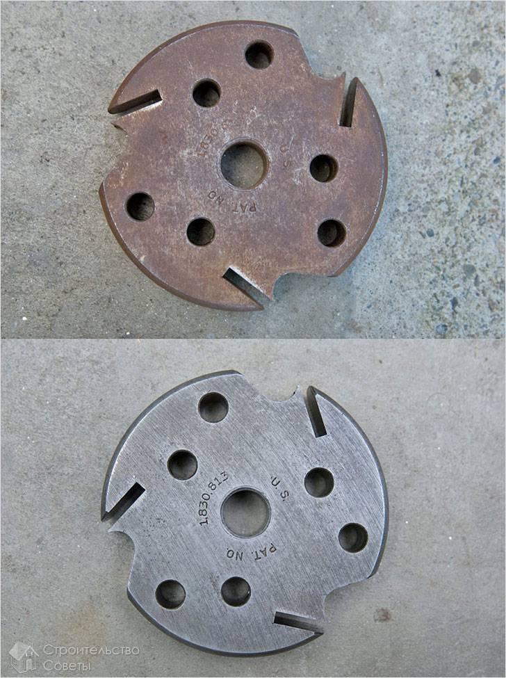 Как удалить ржавчину с металла