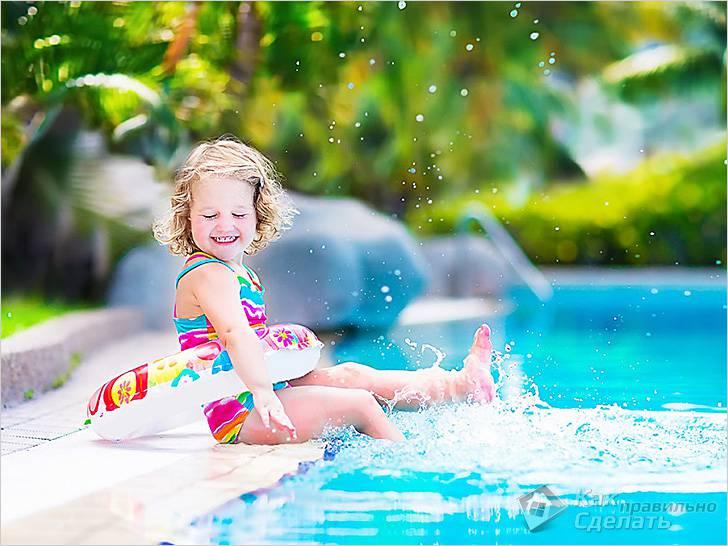 Водонагреватель для бассейна своими руками