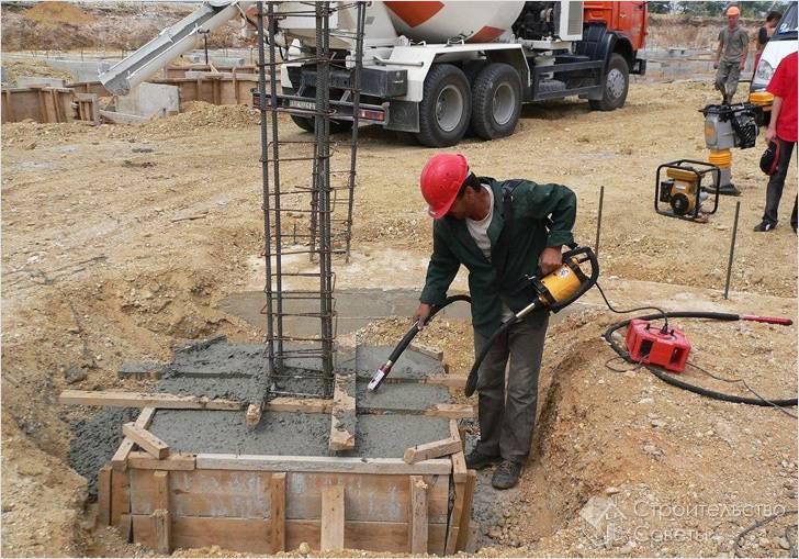 От чего зависит качество бетона