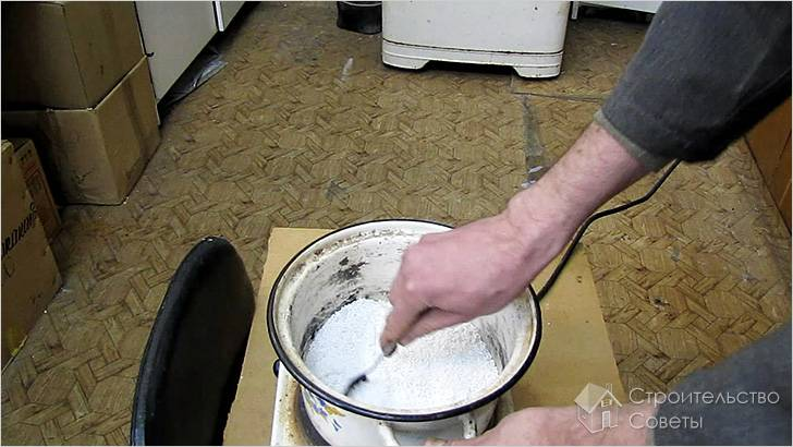 Воронение металла в домашних условиях