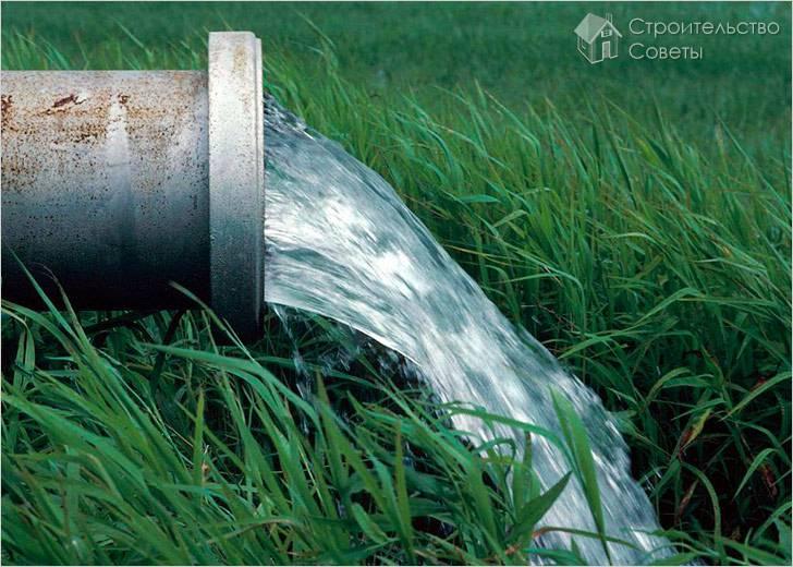 Методы и способы очистки сточных вод