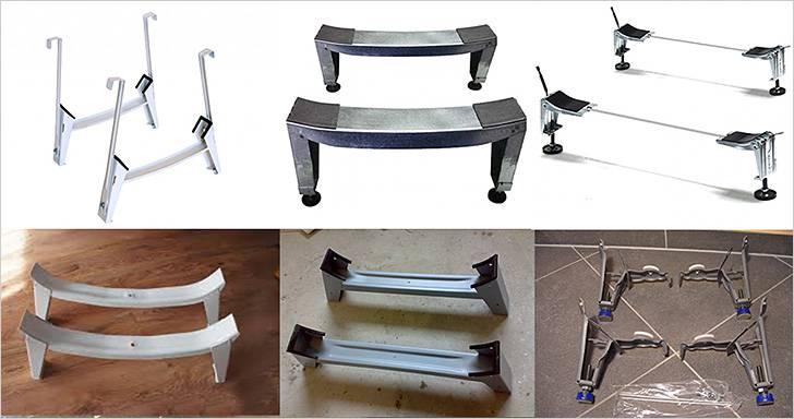 Как укрепить стальную ванну