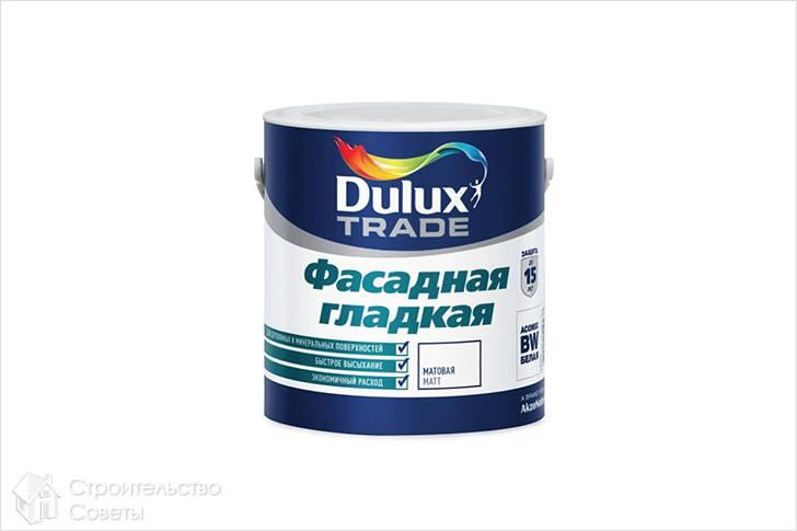 Независимая экспертиза подтвердила 15 лет службы фасадной краски Dulux