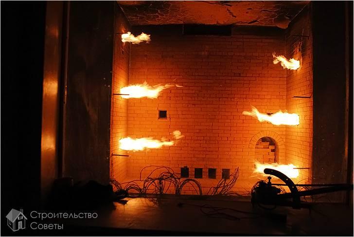 Как определить огнестойкость здания