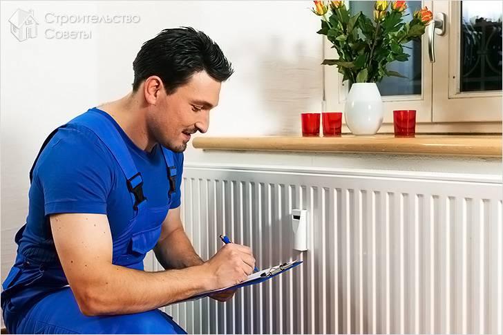 Как установить теплосчетчик
