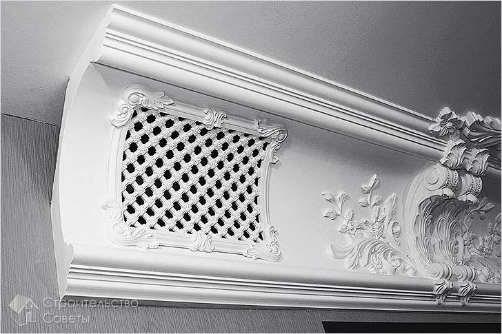Типы вентиляционных решеток