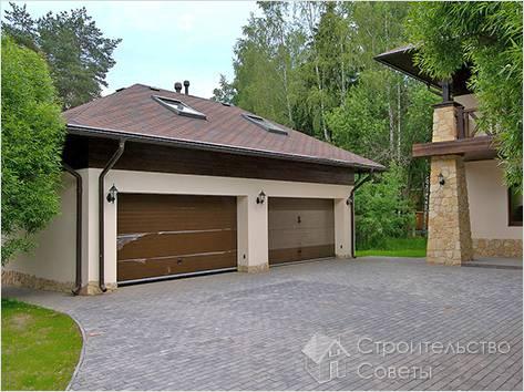 Сколько стоит построить гараж