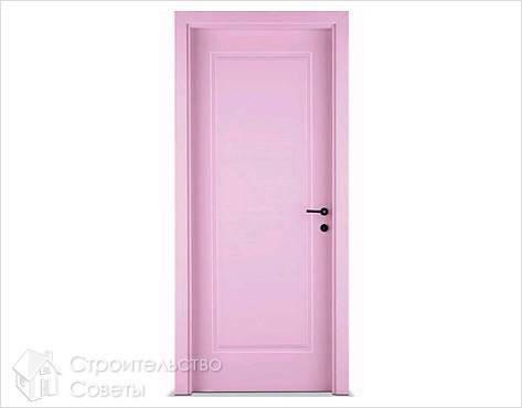 Как покрасить межкомнатные двери