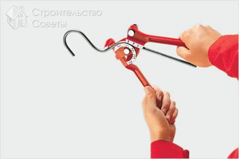Как согнуть профильную трубу