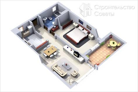 Как узаконить перепланировку квартиры самостоятельно