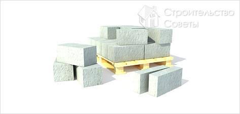 Пеноблок — современный строительный материал
