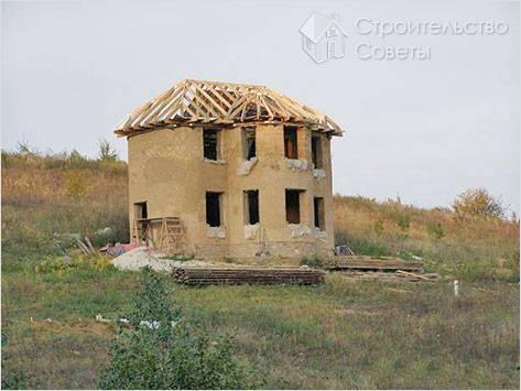 Cаманный дом своими руками