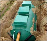 Создание канализации загородного дома