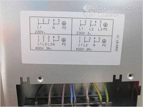 Как самостоятельно подключить электроплиту