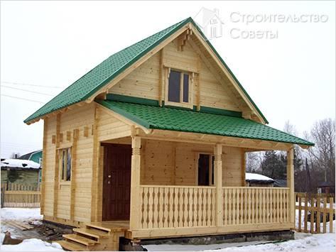 Отопление дачного дома своими руками