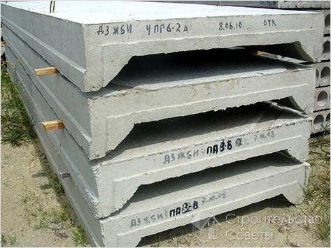 Железобетонные плиты для стен