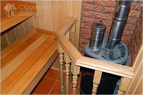Как сварить печь для бани