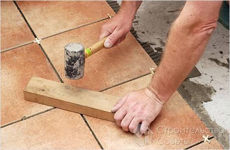Как класть плитку своими руками