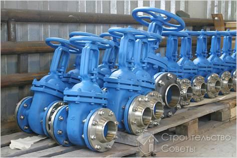 Материалы, применяемые для трубопроводной арматуры