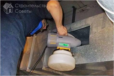 Как прочистить вентиляцию в квартире