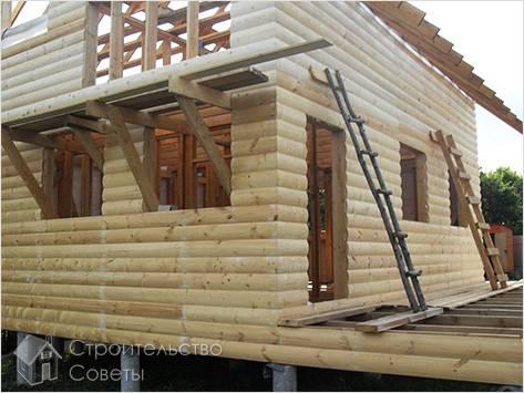 Как защитить древесину от процесса гниения