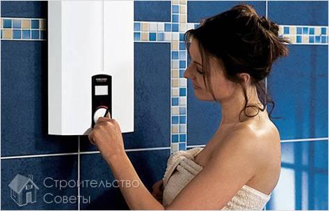 Как подключить водонагревательный бак