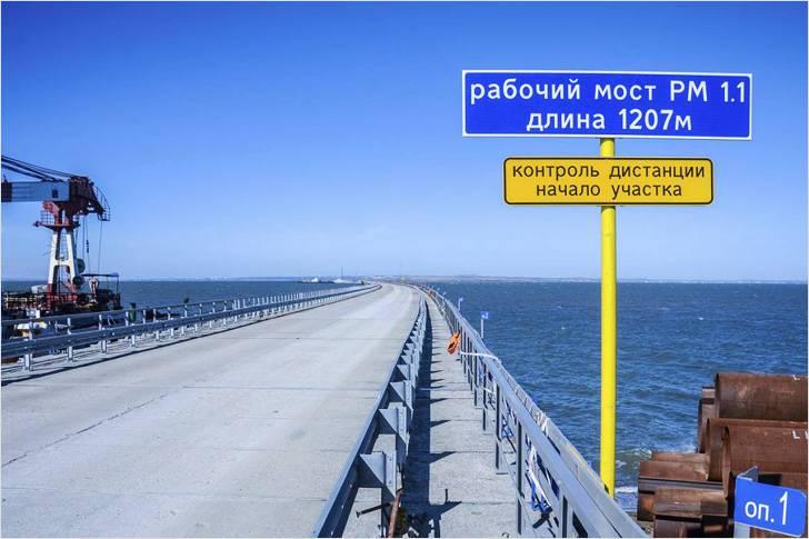 Финансирование Керченского моста