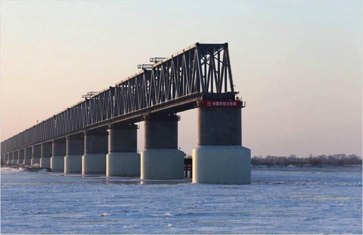 Строительства моста ждали 20 лет
