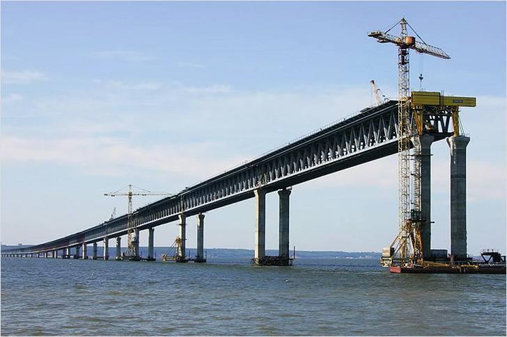 Строительство моста между Россией и Китаем