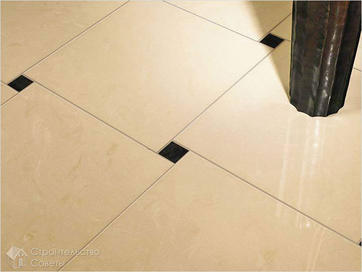 Влияние формы плитки на создание орнамента