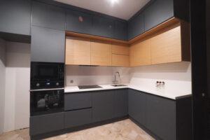Красивые, стильные, модные кухни Рубика