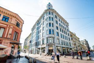 Элитная недвижимость в Тверском районе — достопримечательности у станции Арбатская