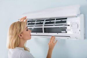 Особенности ремонта системы охлаждения кондиционеров
